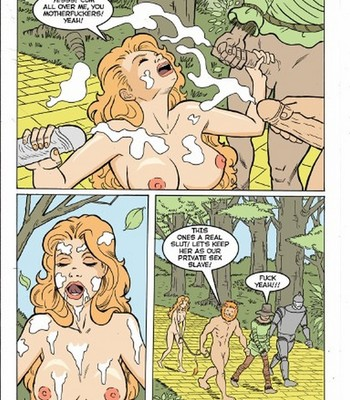 Alice In Another Monsterland 2 comic porn