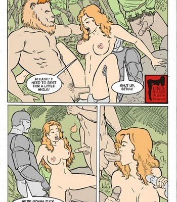 Alice In Another Monsterland 3 comic porn thumbnail 001