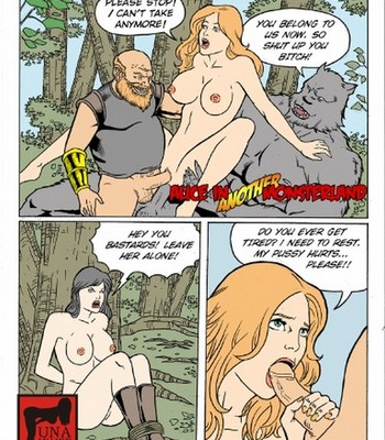 Porn Comics - Alice In Another Monsterland 6