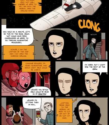 Alien Tongues 1 comic porn sex 004