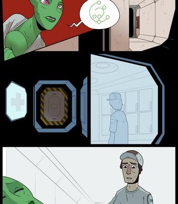 Alien Tongues 1 comic porn sex 017