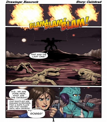 Aliens-and-Sex-Rescue-Operation 2 free sex comic