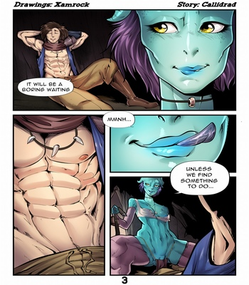 Aliens-and-Sex-Rescue-Operation 4 free sex comic