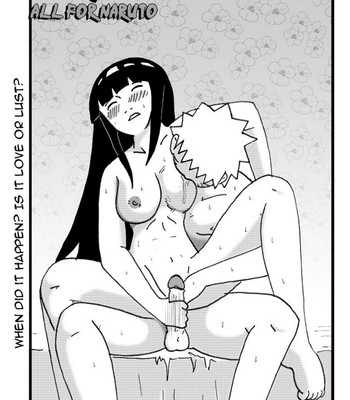 Porn Comics - All For Naruto 3 – I Love You