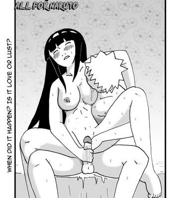 Porn Comics - All For Naruto 3 – I Love You