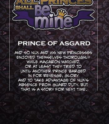 All Princes Shall Be Mine 2 – Prince Of Asgard comic porn sex 026