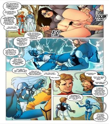 All-Sex-Wolververse 4 free sex comic