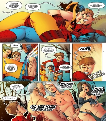 All-Sex-Wolververse 6 free sex comic