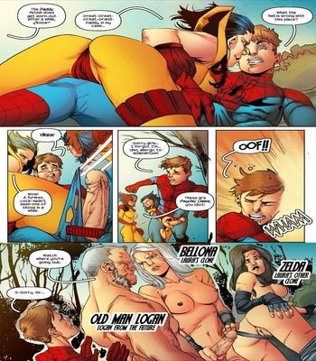 All-Sex-Wolververse 6 free sex comic