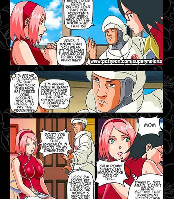 Alley Slut Sakura comic porn sex 006