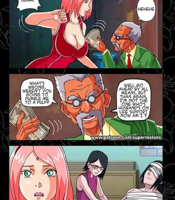 Alley Slut Sakura comic porn sex 014