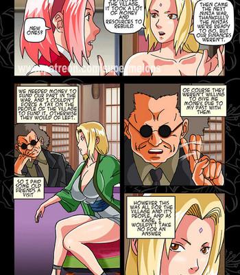 Alley Slut Sakura comic porn sex 045