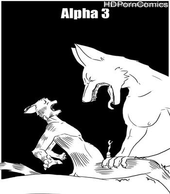 Porn Comics - Alpha 3