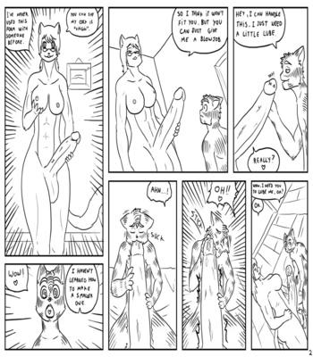 Alpha-7 3 free sex comic