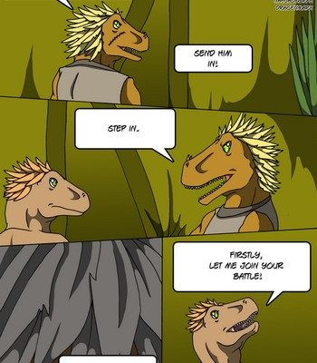 Alpha Raptor comic porn sex 002