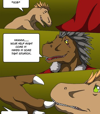 Alpha Raptor comic porn sex 005