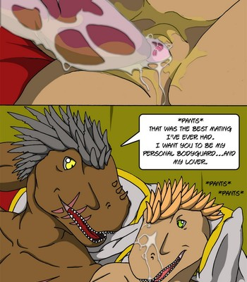 Alpha Raptor comic porn sex 029