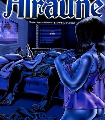 Porn Comics - Alraune 1