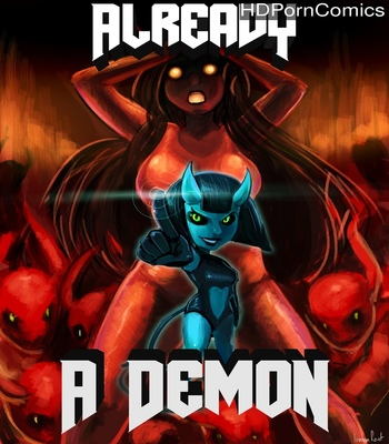 Porn Comics - Already A Demon