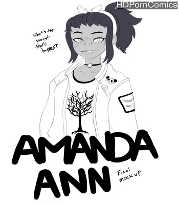 Porn Comics - Amanda Ann
