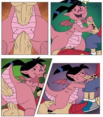 American-Dragon-Whore-Haley-Long-1 6 free sex comic
