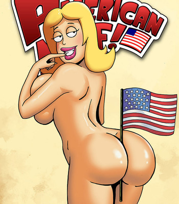 Porn Comics - American Milf 2
