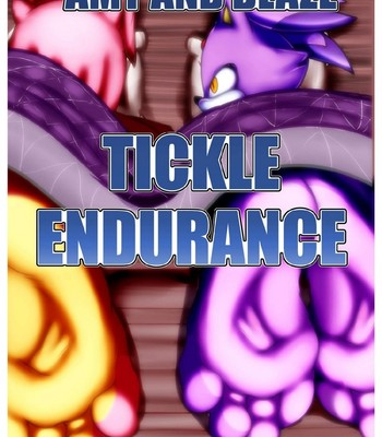 Porn Comics - Amy And Blaze – Tickle Endurance