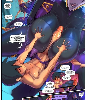 An Indecent Proposal comic porn sex 005