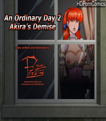 Porn Comics - An Ordinary Day 2 – Akira's Demise