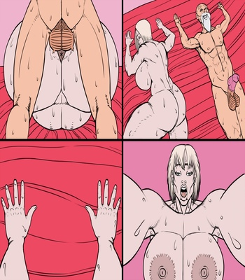 Android-18-Netorare-1 15 free sex comic
