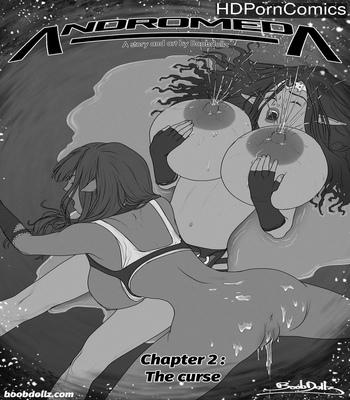 Porn Comics - Andromeda 2 – The Curse