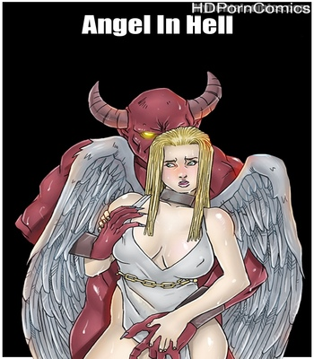 Porn Comics - Angel In Hell