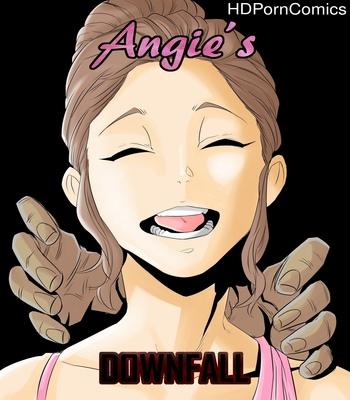 Porn Comics - Angie's Downfall