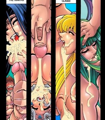 Anime Hardcore 2 comic porn sex 008