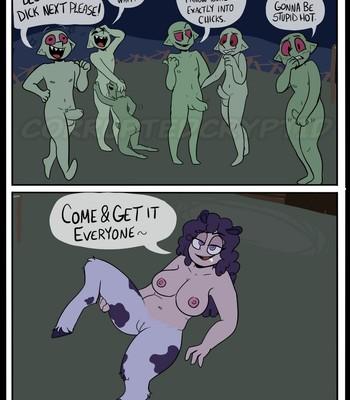Annebelle's Adventure comic porn sex 017