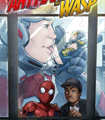 Ant-Man And The Wasp comic porn sex 001
