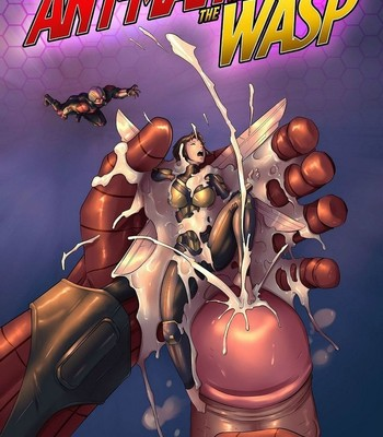 Porn Comics - Ant-Man And The Wasp 2