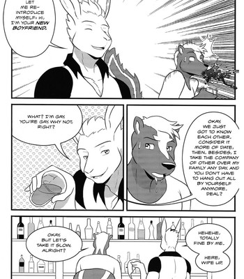 Anton's New Love On The Airship comic porn sex 017