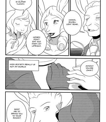 Anton's New Love On The Airship comic porn sex 021