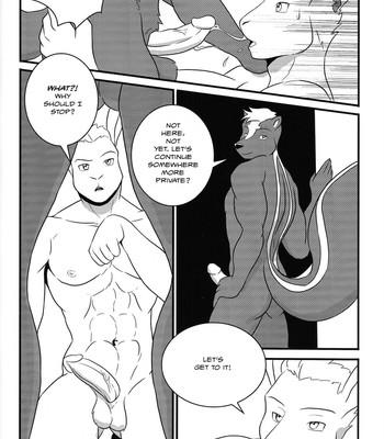 Anton's New Love On The Airship comic porn sex 027