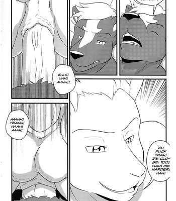 Anton's New Love On The Airship comic porn sex 035