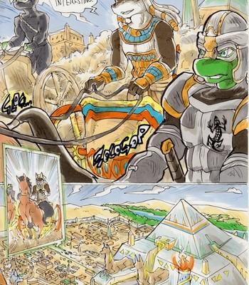 Anubis Stories 1 - The Magical Sword comic porn sex 006