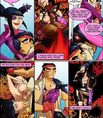 Porn Comics - Arachnid Amore