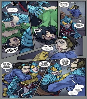 Arachnid-Sexoskeletons 7 free sex comic