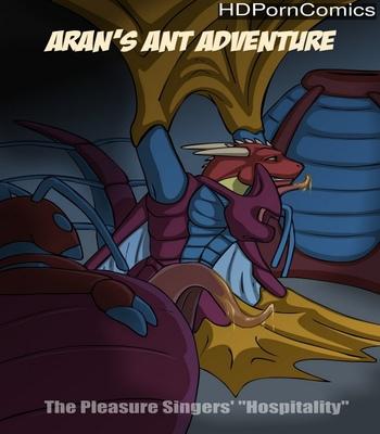 Porn Comics - Aran's Ant Adventure