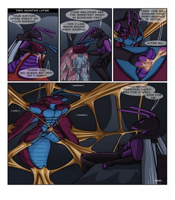 Aran's Ant Adventure comic porn