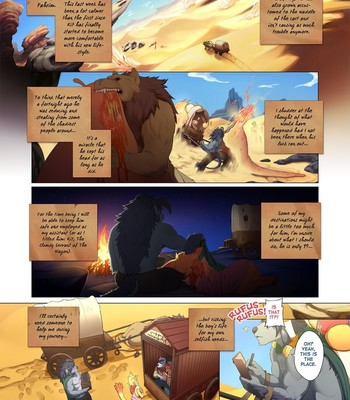 Porn Comics - Arcana Tales 2 – The Alchemist And The Beast