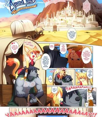 Arcana Tales 2 - The Alchemist And The Beast comic porn sex 002