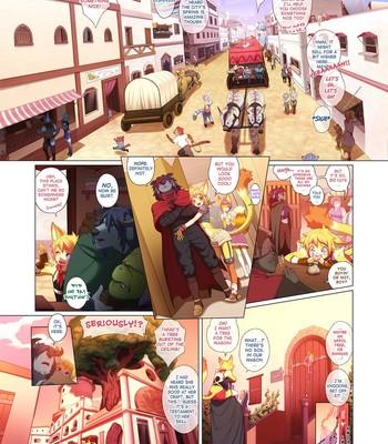 Arcana Tales 2 - The Alchemist And The Beast comic porn sex 003