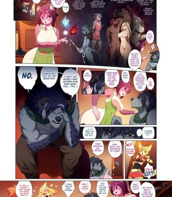 Arcana Tales 2 - The Alchemist And The Beast comic porn sex 006